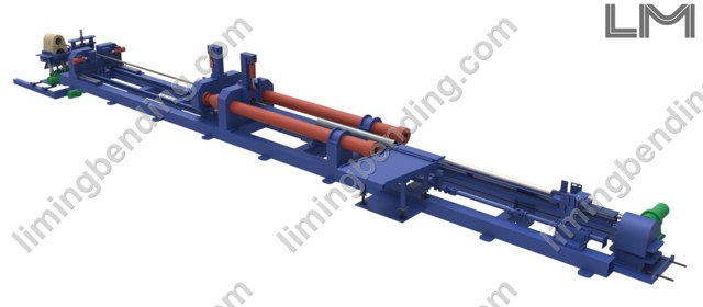 Φ114 Hydraulic Elbow Machine