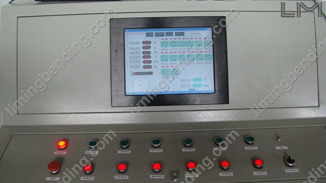 PLC Control Induction Power